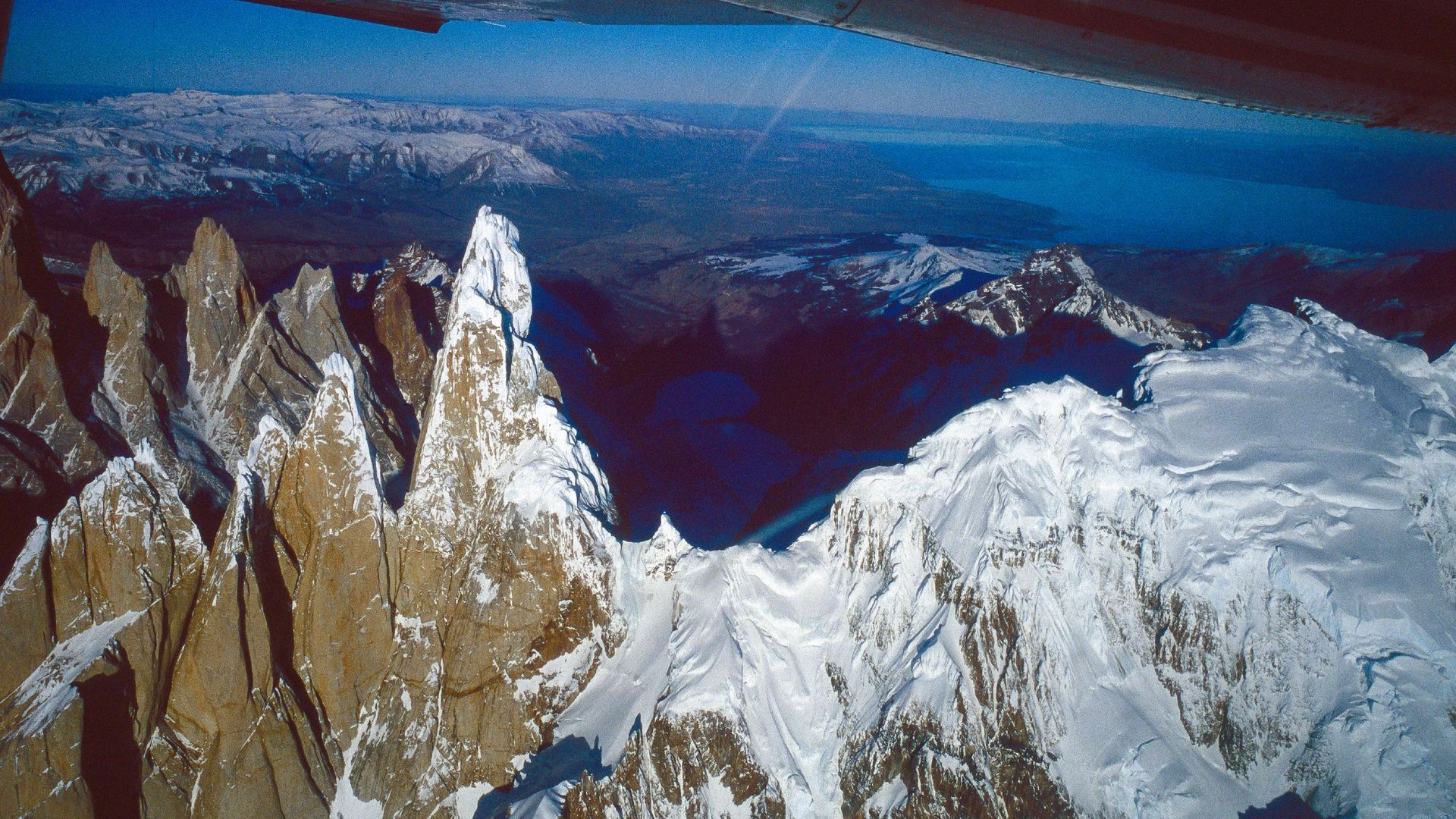 Cerro Torre winter expeditions 2001–06