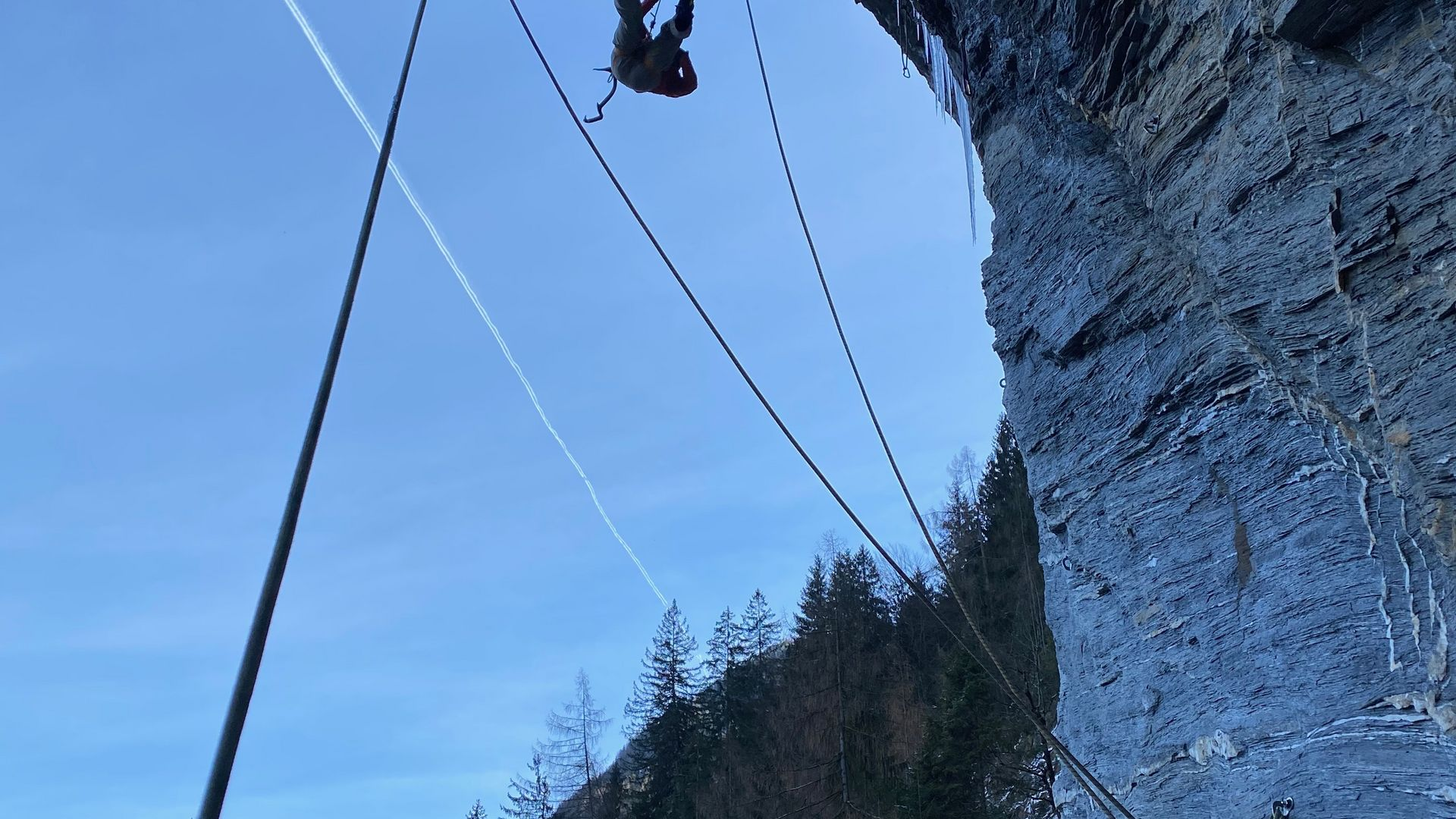 """Drytooling"" – beyond the vertical"