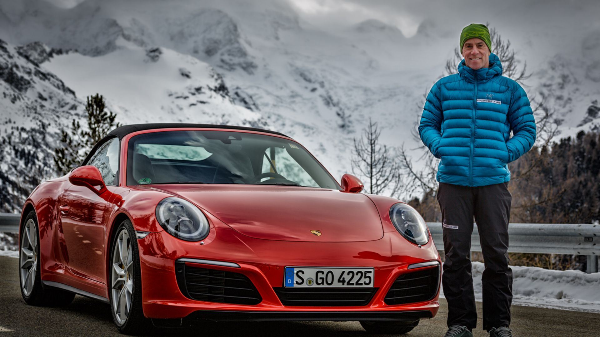 Porsche 911 proves itself a car for all seasons
